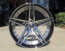 "20"" Marquee 3258 Wheels for Lexus Infiniti Maserati Mustang Genesis Hyundai Kia"