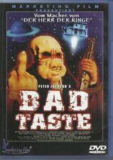 Bad Taste (1987) 100% UNCUT DVD Audio German+English