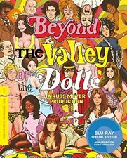 Criterion Collection Beyond The Valley of Dolls BLURAY