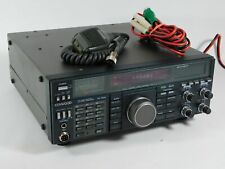 Kenwood TS-790A Ham Radio Transceiver w/ Mic + Power Cable (works beautifully)