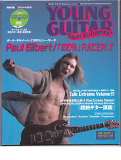 Young Guitar Paul Gilbert 100 Percent Racer X