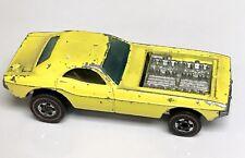 Hot Wheels Redline Lemon Yellow Show Off 1973 Rare Challenger