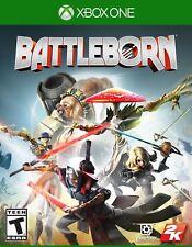 Battleborn (Xbox One, 2016) Brand New Factory Sealed