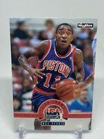 Isiah Thomas 1994 Skybox USA Basketball NBA Rookie #44 Pistons