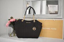Michael Kors Jet Set Tote - Black Gold- NWT - shop bag included - FREE SHIP