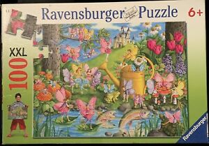 Ravensburger 100 piece puzzle for children 6+, XXL, used