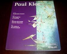 PAUL KLEE Artist Art Modern Artwork Arts History Biography Artists Book NEW