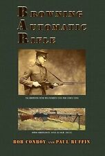 Browning Automatic Rifle Book~Model of 1918~BAR History in WWI~WW2~Korea~NEW