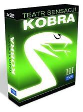 Teatr Sensacji Kobra - Vol. 3 (DVD 3 disc) teatr TV POLISH POLSKI