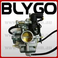 Electric Auto Choke 30mm Carby Carburetor GY6 200 250cc Quad Dirt Bike ATV Buggy