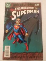 The Adventures of Superman #8 1996 Annual DC Comics