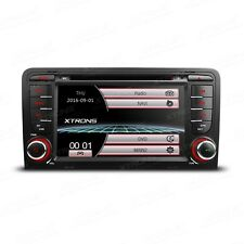 "Autoradio 7"" Xtrons HD Dual Canbus GPS per AUDI A3 / S3"