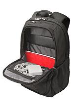 "Laptop Backpack Samsonite Guardit Transfer Bag Large 17.3"" 27 Liters Black 55928"