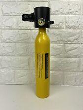 New listing Dideep 0.5L Mini Scuba Tank Diving Oxygen Reserve Air Hand Pump Dive (only Ta