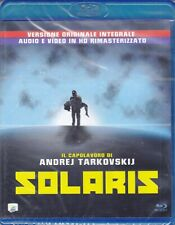 Blu-Ray Solaris New 1974
