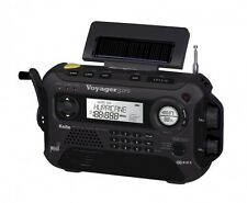 Kaito KA600 Voyager Pro Digital Solar Crank Shortwave Emergency NOAA Radio