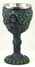 Mother Maiden Crone Chalice Ritual Triple Moon Wicca Altar Celtic Pagan Goddess
