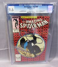 THE AMAZING SPIDER-MAN #300 (Venom 1st app.) CGC 9.6 NM+ Marvel Comcs 1988 cbcs