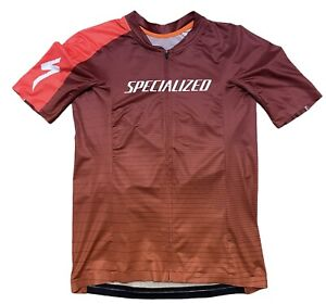 SPECIALIZED SL R CYCLING JERSEY RIDING WOMEN'S LARGE
