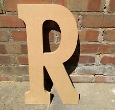 LARGE WOODEN letters large 50 cm, wooden letter, price is per letter WALL MOUNT