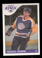1985-86 OPC O-Pee-Chee MARCEL DIONNE #90 NM-MT Hockey Los Angeles Kings HOF