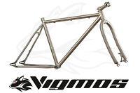 Titan MTB FATBIKE Rahmen Set titanium snow sand bike Mountainbike Rohloff frame