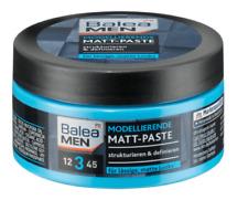 Balea MEN Styling Cream Hair Matte Paste MODELLIERENDE Strong Hold 100 ml