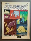 Pavement - 2010 Jay Ryan Print Poster Signed / Numbered