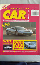 Alternative Car World Jun/Jul 1994 No 1 Suzuki Cappuccino, Westfield ZEi 220