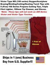 Victor Type 100 Series Cuttingwelding Torch Tip Set Us Supplier