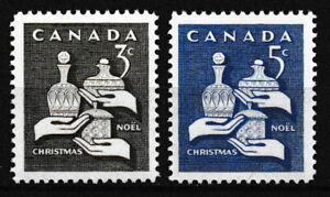 Kanada - Weihnachten Satz postfrisch 1965 Mi. 387-388