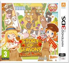Story of Seasons Trio of Towns   Nintendo 3DS 2DS New