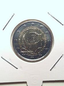 2 EURO PAYS BAS 2013 ROYAUME COMMEMORATIVE NEUVE