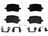 Front Brake Pad Set For 2004-2011 Chevy Malibu 2005 2006 2007 2008 2009 T448DY
