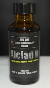 ALCLAD2, ALC706, CANDY GOLDEN YELLOW