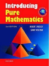 Smedley, Robert-Introducing Pure Mathematics  BOOK NEW