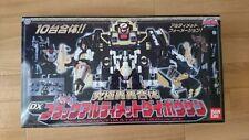 DX Black Ultimate Adven Power rangers Gogo Sentai Boukenger ultimate coalescence