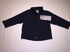 New Russell Jerzees Schoolgear 140B Kids Soft Shell Jacket. Navy 5-6 Years. L114