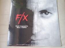 """33T/BO  DU FILM """"F/X  DE ROBERT MANDEL /NEUF S/BLISTER"""