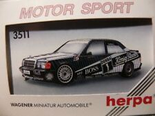 1/87 Herpa AMG MB 190 E 2.3-16 ONS DTM #1 Ludwig + Autogramm 3511
