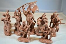 Toy Soldiers of San Diego TSSD Plains Indian Warriors Set 14 Buckskin Custer