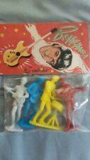 Beatles Vintage Plastic Figures