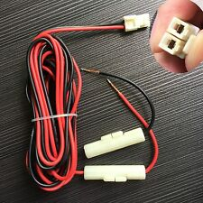 Copper DC Cord Power Cable for Kenwood TK7160 TK8160 TK7360 TK8360 Mobile radio