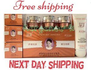 Original Jiaobi Jiao whitening anti freckle, dark spot, acne, pimple, 4 in1 set