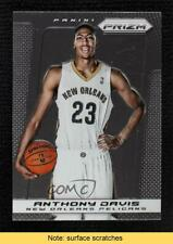 2013-14 Panini Prizm Anthony Davis #4 2nd Year READ