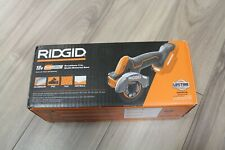 RIDGID 18V Brushless Sub-Compact Cordless 3 -inch Multi-Material Saw (Tool Only)