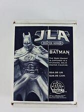 BATMAN Pewter Figurine JLA Pewter Series 1999 DC Direct Justice League figure wb