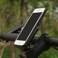 Metal Holder Stands For Bicycle Bike Holder Mobile Smart Phone Cycling Equipment