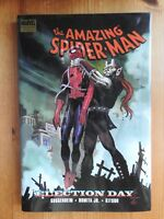 Amazing Spider-Man: Election Day HB/DJ first printing (2009)