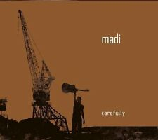 CD NEUF scellé- MADI - CAREFULLY / Edition Digipack -C38